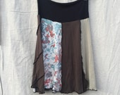 Recycled sweater skirt small  ss0005