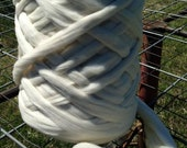 Targhee Top roving  70 spin count 19-20 micron