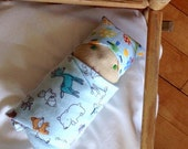 PDF instant download Easy sewing tutorial for our ORIGINAL Waldorf swaddled baby doll