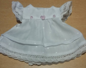 Lovely dress  for approx. 7-8 inch baby
