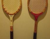 Vintage Tennis Racquets