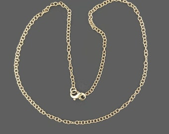 Bronze chain to order