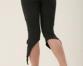 Pixie spice tights - burning man - Perfect Yoga Pants - Fairy Tights - women clothing