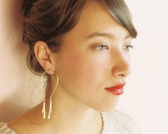 Stay Gold Earrings