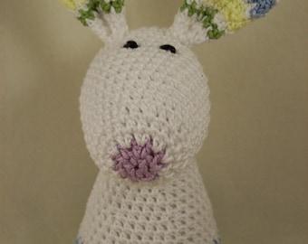 Crochet Bunny babies Unique gift!