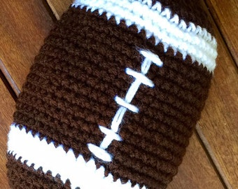 Football Crochet Pattern, Plush Football Pattern, Crochet Pattern, Crochet Football Pattern, Ball Crochet Pattern, Football, Baby Crochet
