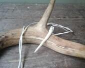 Catfish Barb Bone Necklace