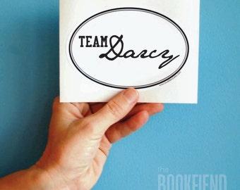 Team Darcy sticker
