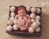 Newborn Sport mohair Romper. Newborn knit romper. Newborn photo prop