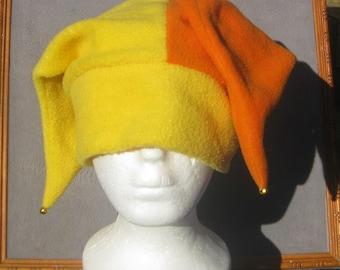 Polar Fleece Jester Hat