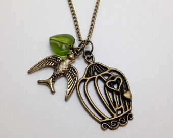 Now Fly Necklace