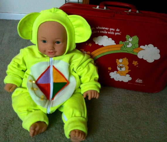 Baby Bebop Do Your Best Care Bear Costume 6 9 Month esie