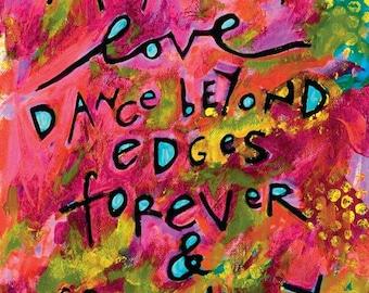 Love Dance, Card
