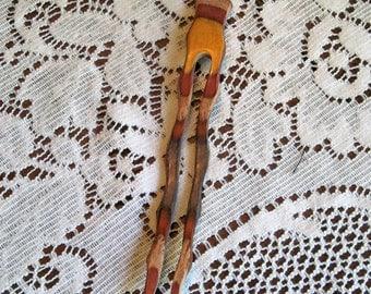 Magnum Dymondwood Hair Fork
