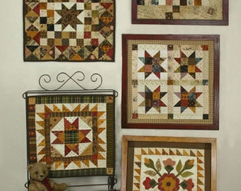 Quilt Squares #6 - Pattern by Lori Smith