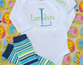 Baby Boy Coming Home Outfit Baby Boy Clothes Baby Boy Gift Newborn Baby Boy Outfit Hospital Outfit Baby Boy Hat Baby Boy Leg Warmers