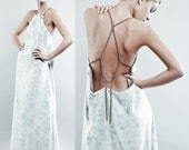 Floral Maxi Dress - Sample