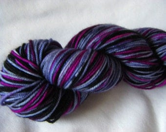 SALE - Superwash Merino Nylon Sport - Self-Striping - Penelope Sport - Splitting at the Seams