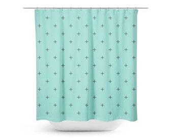 Seafoam Curtain Etsy
