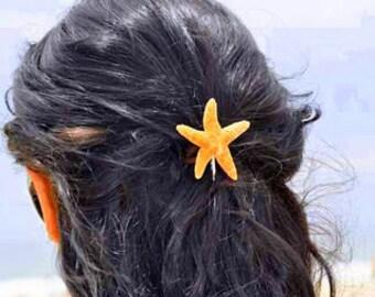 Sugar Starfih Bobby Pin, Mermaid Hair, Beach girl, Tropical Nautical, Whimsical, Beach Hair Accessories