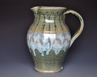Ceramic Pitcher Pottery Pitcher Ceramic Pottery Jug A
