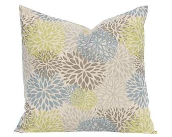 Pillow Covers, Linen Pillow Covers, Throw Pillow Covers, Decorative Pillow Covers, Floral Pillows, Sofa Pillows, Brown Pillows Taupe Pillows