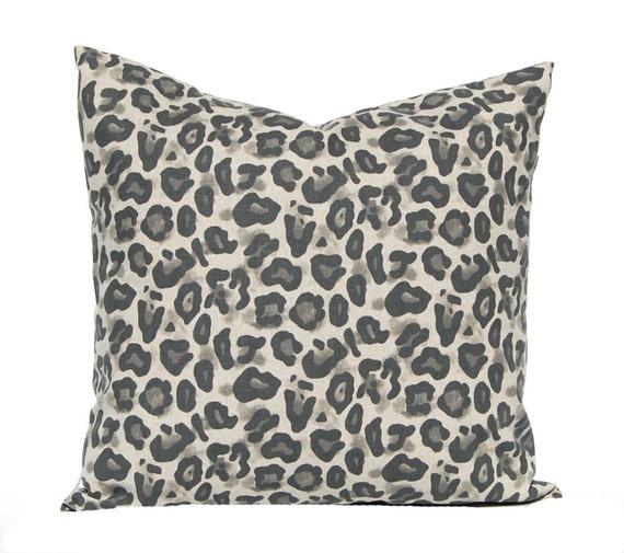 Animal Print Throw Pillow Covers : Decorative Throw Pillow Covers Animal Print Print Pillow