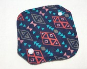 "Cloth Panty Liner 6.5"" Tribal"