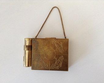 Vintage Compact Case