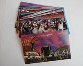 Lot 35 Las Vegas, Nevada Postcards, Unused, Wedding Guestbook, Save The Date, Crafting, Blank, Unused, Gambling, Hotels