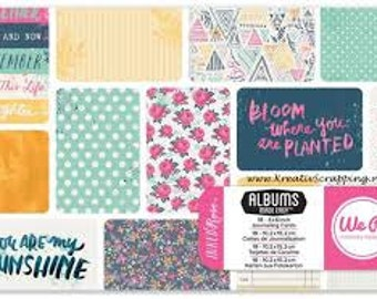 We R Memory Keepers Inked Rose Albums Made Easy 62375-5