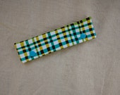 """Summer stripes dpn cozy for 6"""" double pointed needles needles"""