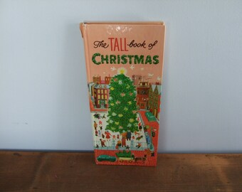 The Tall Book of Christmas Vintage Harper & Row Publishers