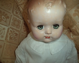 Sweet Face Vintage Baby Doll