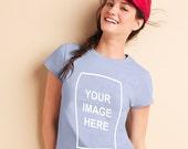 Custom printed T-Shirt - Female