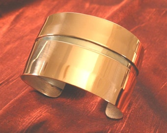 Christmas Gifts for Her, Silver Copper Bracelet - Made by Hand Gift for Mother - Handcrafted Jewelry BR110