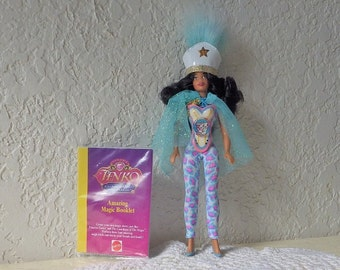 Action Figure, Shonti, Animal Trainer  from the Princess Tenko and the Guardians of the Magic Series. 1995