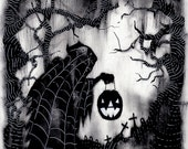 Halloween (original drawing)