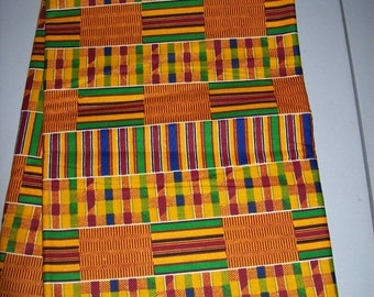 Traditional Kente #1 African Fabric 6 Yards Wholesale/ Kente prints/ Kente fabrics/ Ghana Kente/ Africa