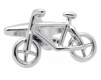bicycle Cufflinks n00624