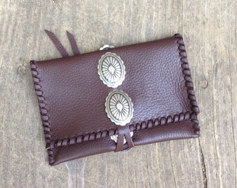 Wild West / Mini Concho Wallet