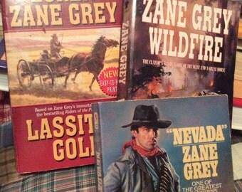 Zane Grey Westerns