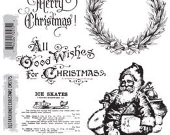 Old Fashioned Christmas- Stampers Anonymous