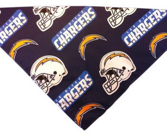 San Diego Chargers Mens/Womens Bandana