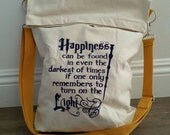 Harry Potter Purse, Harry Potter Backpack, Harry Potter Bag, Harry Potter Book Bag, Harry Potter Book Quote, Book Quote Bag