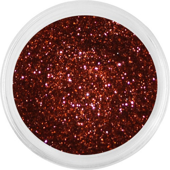 Sparkling Rust - Limited Edition - Natural Sparkling Glitter - For Eyes Lips Face Nails and Body