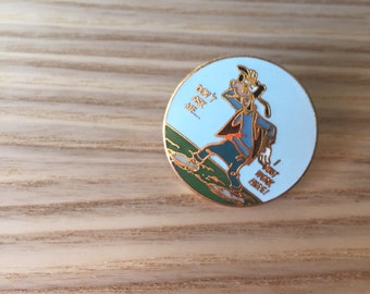 Vintage Goofy enamel pin