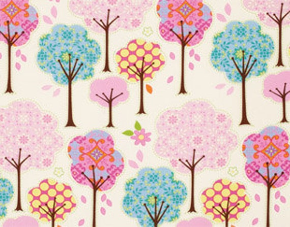 Trees in Cream Dena Designs Pretty Little Things 29 Inches