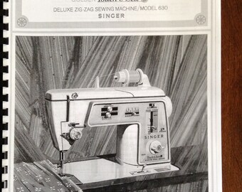Singer Touch & Sew Manual