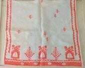 Vintage Kitchen Towel | Tea Towel